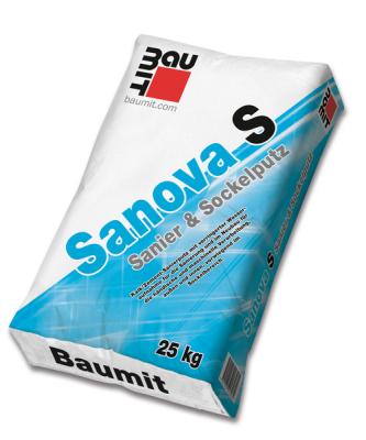 Baumit Sanova S